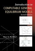 Introduction to Computable General Equilibrium Models (eBook, ePUB)