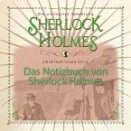 Das Notizbuch von Sherlock Holmes - Die ultimative Sammlung (Ungekürzt) (MP3-Download)
