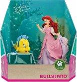 Bullyland 13437 - Walt Disney Arielle, Arielle und Fabius, Spielfigurenset, 2-tlg.