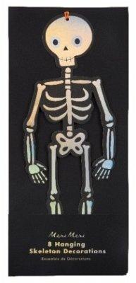 Hängende Skelette
