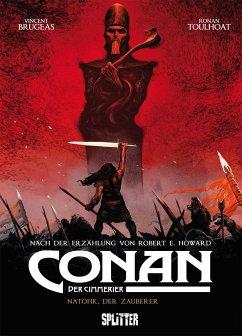 Conan der Cimmerier. Band 2 - Brugeas, Vincent