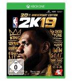 NBA 2K19 - 20th Anniversary Edition (Xbox One)