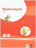 Bücherwurm Fibel ab 2019. Ausgabe Berlin, Brandenburg, Mecklenburg-Vorpommern, Sachsen, Sachsen-Anhalt, Thüringen