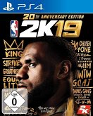 NBA 2K19 - 20th Anniversary Edition (PlayStation 4)