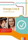 Orange Line 5. Klassenarbeitstraining aktiv mit Multimedia-CD Klasse 9