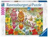 Ravensburger 19822 - Tropische Stimmung, Puzzle, 1000 Teile