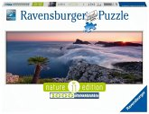 Ravensburger 15088 - Nature Edition, Panorama, Im Wolkenmeer, Puzzle, 1000 Teile