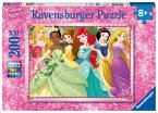 Ravensburger 12745 - Disney Princess, Puzzle, 200 XXL-Teile