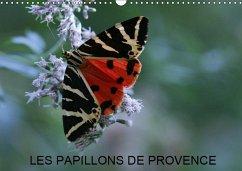 Les papillons de Provence (Calendrier mural 2019 DIN A3 horizontal)