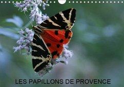 Les papillons de Provence (Calendrier mural 2019 DIN A4 horizontal)