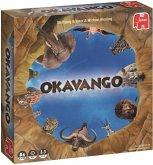 Jumbo 19702 -Okavango, Brettspiel, Würfelspiel, Familienspiel