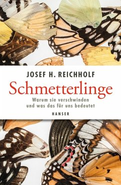 Schmetterlinge (eBook, ePUB) - Reichholf, Josef H.