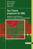 Das Fitnessprogramm für KMU (eBook, ePUB)