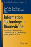 Information Technology in Biomedicine (eBook, PDF)
