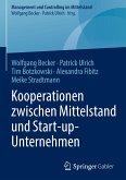 Kooperationen zwischen Mittelstand und Start-up-Unternehmen (eBook, PDF)
