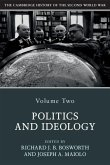 Cambridge History of the Second World War: Volume 2, Politics and Ideology (eBook, ePUB)