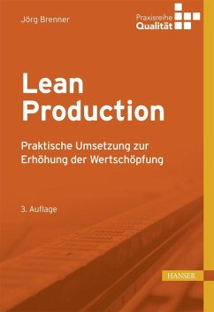 Lean Production (eBook, PDF) - Brenner, Jörg