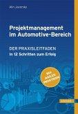 Projektmanagement im Automotive-Bereich (eBook, ePUB)