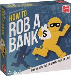 Jumbo 19583 - How to Rob A Bank, Brettspiel, Familienspiel
