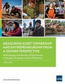 Measuring Asset Ownership and Entrepreneurship from a Gender Perspective
