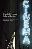 Film Criticism as Cultural Fantasy (eBook, PDF)