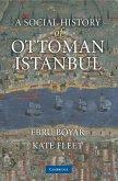 Social History of Ottoman Istanbul (eBook, ePUB)