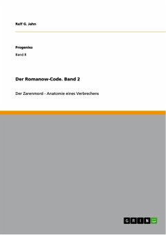 Der Romanow-Code. Band 2 (eBook, PDF)
