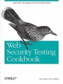 Web Security Testing Cookbook (eBook, PDF)