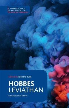 Hobbes: Leviathan (eBook, ePUB) - Hobbes, Thomas