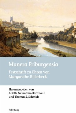 Munera Friburgensia (eBook, PDF)