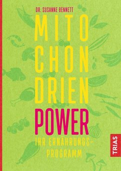 Mitochondrien-Power (eBook, ePUB) - Bennett, Susanne