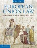 European Union Law (eBook, ePUB)