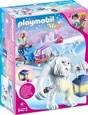PLAYMOBIL® 9473 Schneetroll mit Schlitten
