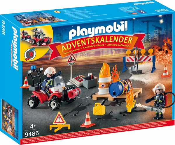 PLAYMOBIL® 9486 Adventskalender