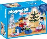 PLAYMOBIL® 9495 Weihnachtliches Wohnzimmer