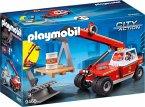 PLAYMOBIL® 9465 Feuerwehr-Teleskoplader