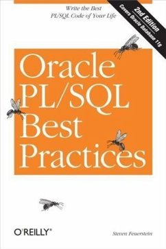 Oracle PL/SQL Best Practices (eBook, PDF) - Feuerstein, Steven