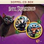 Hotel Transsilvanien-Doppel-Box, 2 Audio-CD