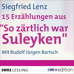 So zärtlich war Suleyken (MP3-Download) - Lenz, Siegfried