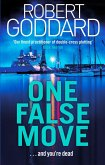 One False Move (eBook, ePUB)
