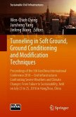 Tunneling in Soft Ground, Ground Conditioning and Modification Techniques