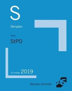 Skript StPO - Soyka, Martin