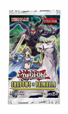 Yu-Gi-Oh!, Shadows in Valhalla Booster deutsch (Sammelkartenspiel)