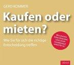 Kaufen oder mieten?, 1 Audio-CD