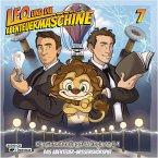 Leo und die Abenteuermaschine, 1 Audio-CD