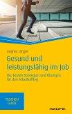 Gesund und leistungsfähig im Job (eBook, PDF)
