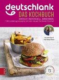 Deutschlank - Das Kochbuch (eBook, ePUB)