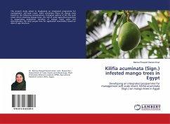 Kilifia acuminata (Sign.) infested mango trees ...