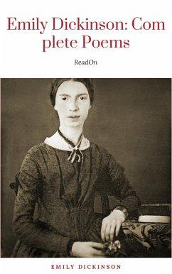 The Poems of Emily Dickinson (Variorum Edition) (eBook, ePUB) - Dickinson, Emily