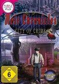 Purple Hills: Noir Chronicles - City of Crime (Wimmelbild-Thriller)